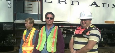 Rail Inspectors
