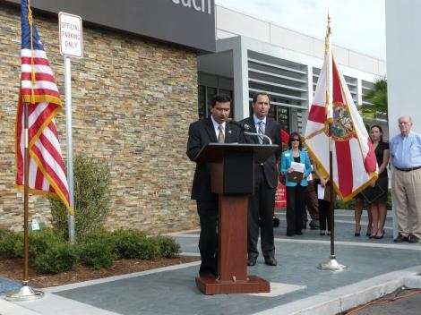 Pompano Plaza Opening