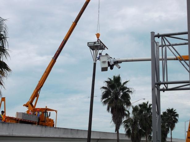 Osprey Platform Installation 2