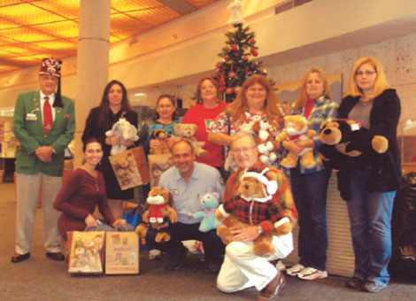 Shriners Hospital Donations