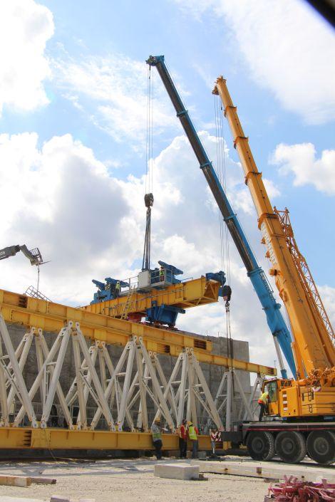 Gantry Crane 3