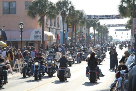 Daytona Bike Week 2013
