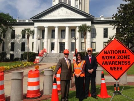 National Work Zone Awareness Week 2013