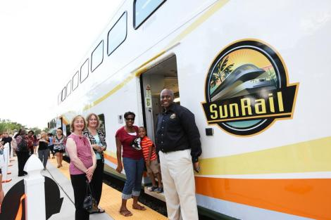 SunRail Progress