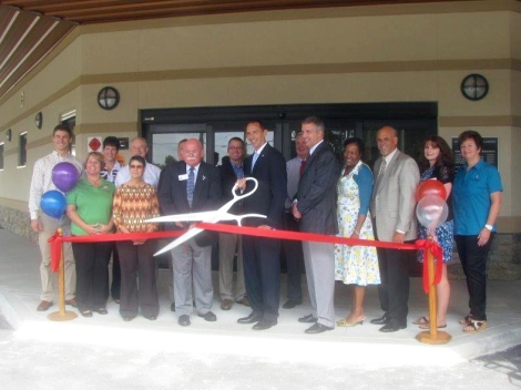 Citrus County Transit Center Ribbon Cutting
