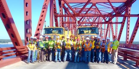 Mathews Bridge Reopens