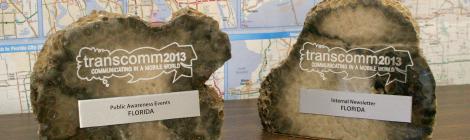 TransComm 2013 awards