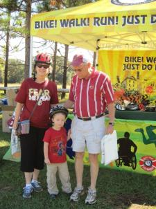Bike Safety Kicks Off Fall
