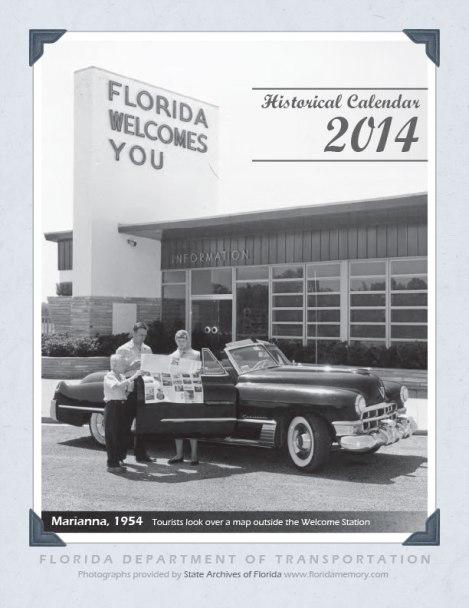 2014 Historical Calendar
