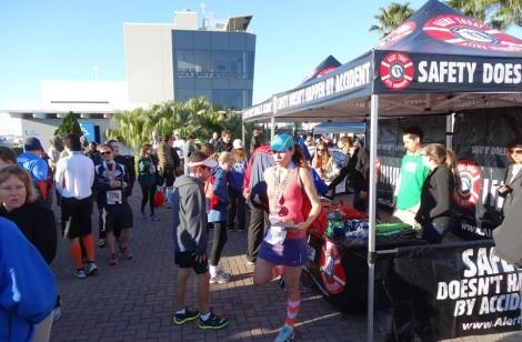 Daytona Half Marathon
