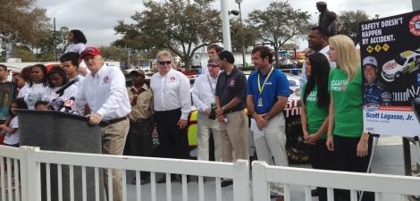 Pedestrian & Bicycle Safety During Daytona Speedweeks