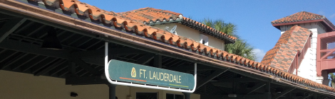 Renovating the Historic Fort Lauderdale Train Station