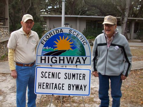 Ribbon Cutting Marks Sumter Scenic Highway Designation