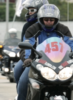 Motorcycle Safety at Daytona Bike Week