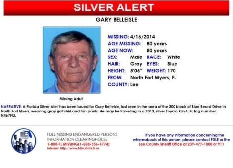 Silver Alert Found