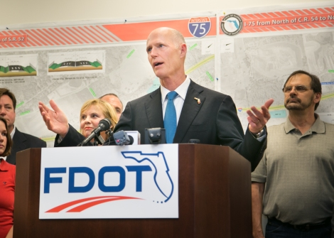 Advancement of I-75 Improvements