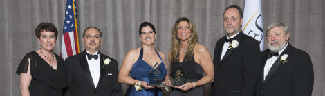 Courtney Campbell Trail Bridge Earns Engineering Excellence Award