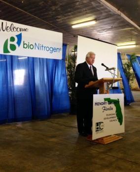 BioNitrogen Ribbon Cutting