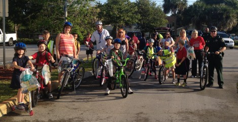Bike To School Day Rolls Across Florida
