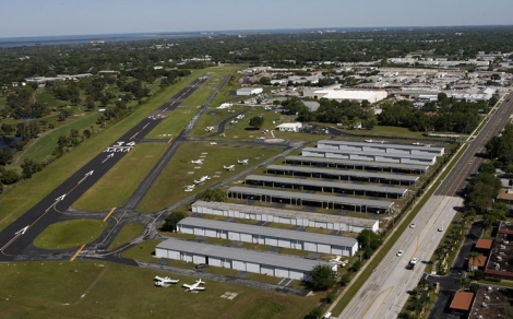 Clearwater Airpark Awarded General Aviation Airport of the Year