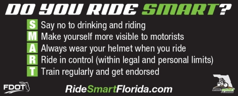Motorcycle Safety with the Jacksonville Jaguars