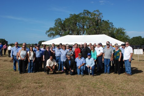 Manatee Operations Center Groundbreaking