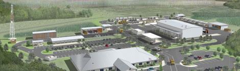 Manatee Operations Center Groundbreaking