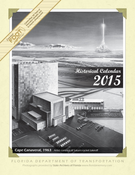 2015 Historical Calendar