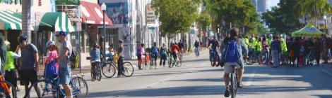 Calle Ocho Ciclovía