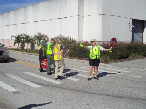 Florida School Crossing Guard Training Program