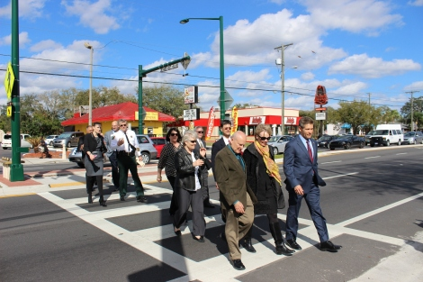 """FDOT Helps """"Complete Streets"""" In Tampa"""