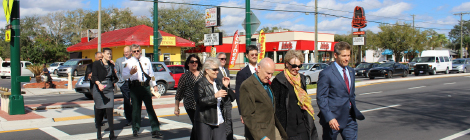 "FDOT Helps ""Complete Streets"" In Tampa"