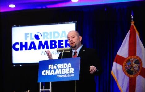 FDOT Secretary Boxold Joins Florida Chamber Foundation Summit