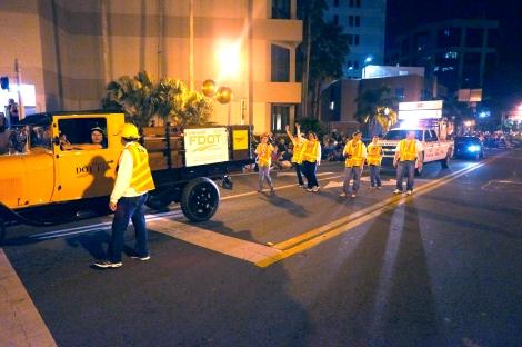District One Celebrates FDOT History: Edison Parade