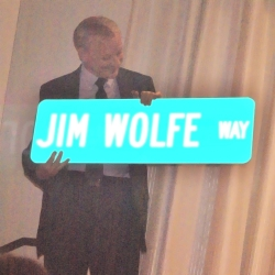 District Four Secretary Jim Wolfe Retires