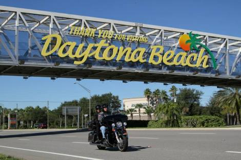 Daytona Bike Week 2015