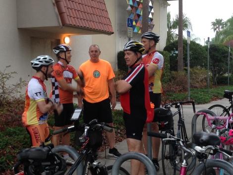 Bike with the Mayor