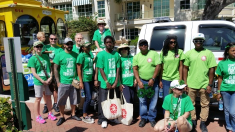 Fort Lauderdale St. Patrick's Parade