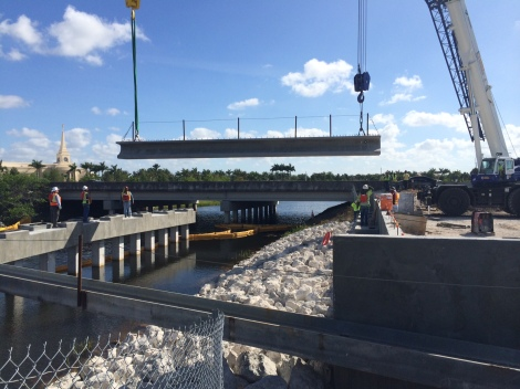 All Four Segments of 75 Express Under Construction