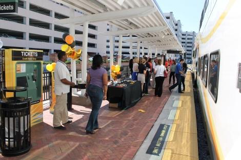 SunRail Celebrates First Anniversary