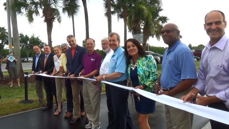 Courtney Campbell Trail Officially Opens