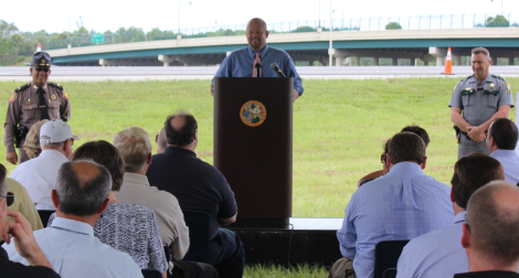 Governor Scott Highlights I-75 Widening Project in Collier County