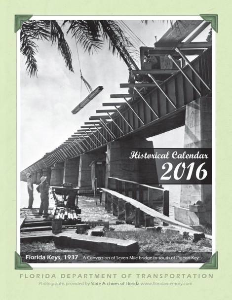 2016 Historical Calendar