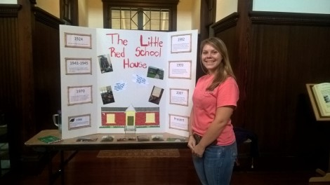 Students Study Community Heritage