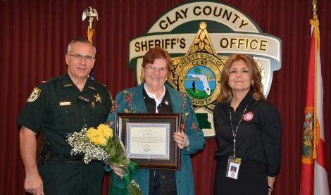 Crossing Guard Award