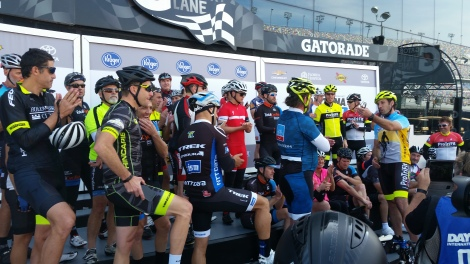 Champions Ride for Bicycle Safety
