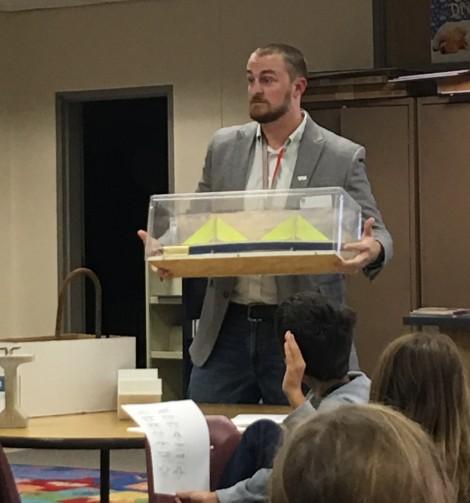 S.T.E.M. Lesson at Starkey Elementary
