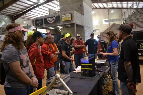 Construction Career Days 2016