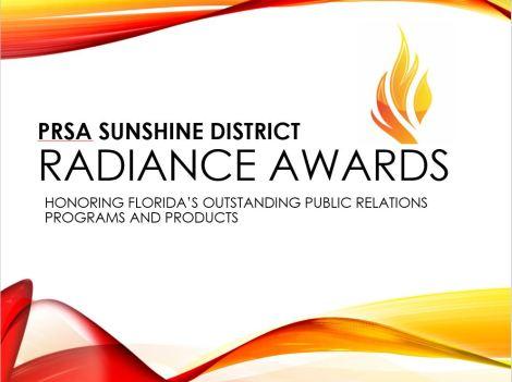 Put it Down Campaign Wins Radiance Award